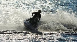 Randonnée en Jet Ski à Guidel près de Lorient
