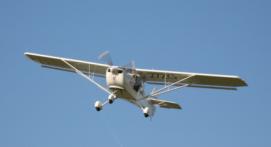 Initiation au pilotage d'avion léger léger près d'Evreux