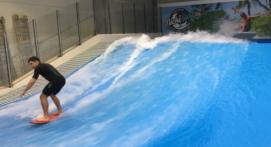 Stage de Surf Indoor à proximité de Marseille