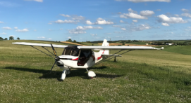 Initiation au pilotage d'avion léger à Toulouse