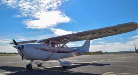 Initiation au pilotage d'avion à Lyon