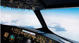 Simulateur de vol en Airbus A320 à Anglet