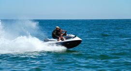 Baptême en Jet Ski Enfant à La Seyne-sur-Mer, Sanary-sur-Mer, Carqueiranne ou La Londe les Maures