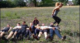 Boot Camp et de Cross fit nature près de Lens