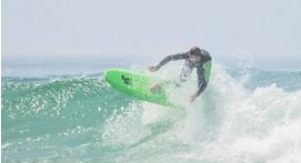 Cours de surf entre Lacanau et Cap ferret
