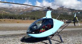 Vol en hélicoptère à Albertville - Survol du lac d'Annecy et des Alpes