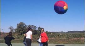 Sports de balles (Kinball ou Bamball) à Epernay