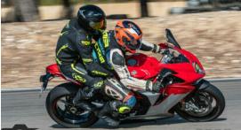 Baptême en moto de course - Circuit Driving Center