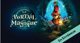 Escape Game Fantastique en réalité augmentée (Portail Magique) à Nanterre