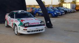 Stage de pilotage en Toyota Celica - Circuit de l'Aydie