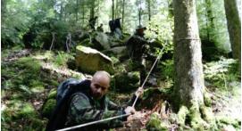 Stage de survie près de Gérardmer