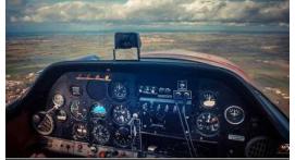 Initiation au pilotage d'avion type ULM Multiaxes à Cholet