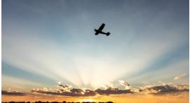 Initiation au pilotage d'avion à Montpellier