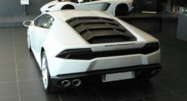 Stage de Pilotage en Lamborghini Huracan - Aérodrome de Lahr