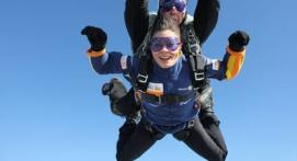 Saut en Parachute Tandem à Peronne