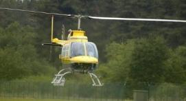 Baptême en Hélicoptère - Vol dans le Loiret près d'Orléans