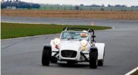 Stage de Pilotage en Caterham 1600K - Circuit du Luc