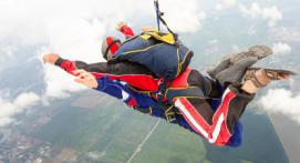 Saut en Parachute à Narbonne