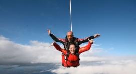 Saut en Parachute Tandem près de Carcassonne
