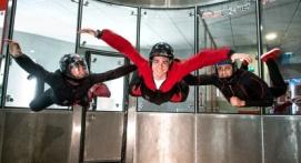 Simulateur de chute libre en soufflerie Indoor près de Narbonne