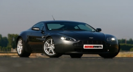 Stage de Pilotage en Aston Martin V8 - Circuit de Salon-de-Provence