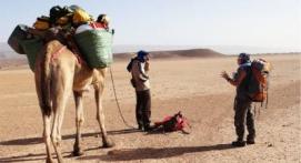 Stage de survie 8j dans le désert marocain