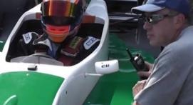 Baptême de Pilotage en Formule 2000 - Circuit de l'Anneau du Rhin