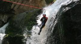Canyoning à Millau