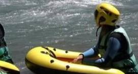 Stage de Rafting à Aime en Savoie