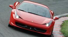 Pilotage d'une Ferrari 458 Italia - Circuit de Folembray