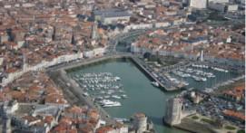 Baptême en Hélicoptère à La Rochelle