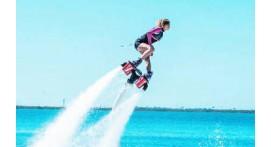 Initiation au Flyboard près d'Antibes