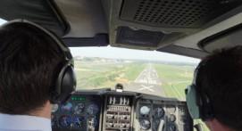 Initiation au pilotage d'avion Cesna à Calais
