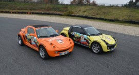 Stage de Pilotage pour Enfant en Smart Roadster - Circuit de Bordeaux Mérignac
