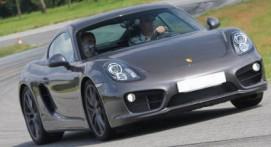 Pilotage d'une Porsche Cayman S - Circuit de Fontenay le Comte