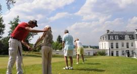 Initiation au golf à Saint-Jean-de-Luz