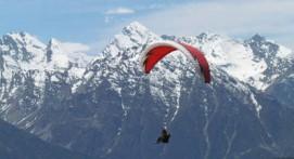 Vol Découverte en Parapente à Chamonix