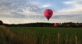 Vol en montgolfière à Cordes sur Ciel dans le Tarn