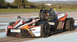 Baptême en KTM X-BOW R - Circuit Paul-Ricard