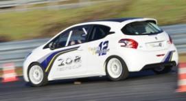 Pilotage de Rallye en DS3 208 - Circuit d'Andrézieux