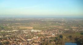 Vol en montgolfière à Bruxelles