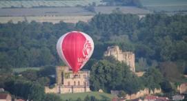 Vol en montgolfière près de Niort