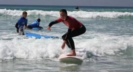 Cours de Surf près de Quimper