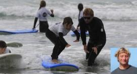 Stage de Surf près de Quimper