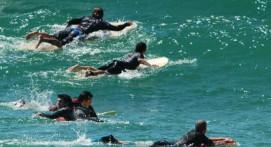 Stage de Surf à Biscarosse