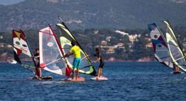 Stage de Windsurf près de Toulon
