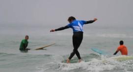 Stage de Surf près de Pont-l'Abbé