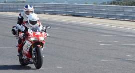 Baptême de Moto en Ducati Panigale V4 - Circuit de Lédenon