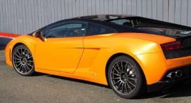 Pilotage d'une Lamborghini LP560 - Circuit de Nogaro