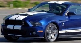 Stage Pilotage Mustang Shelby GT500 - Circuit d'Albi